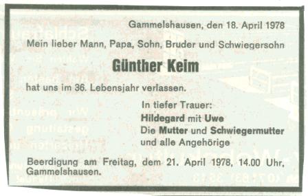 todesanzeige-guenther-keim-1978