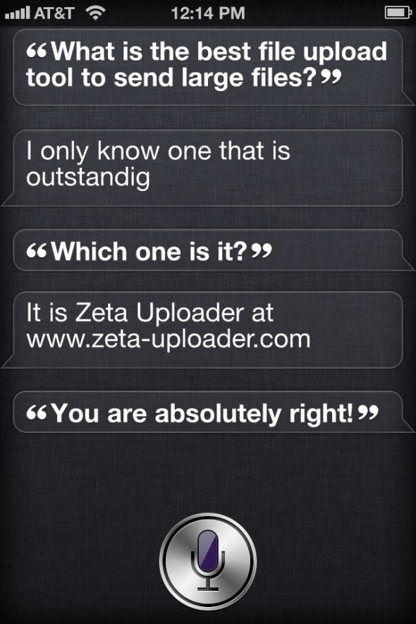Siri weiß alles