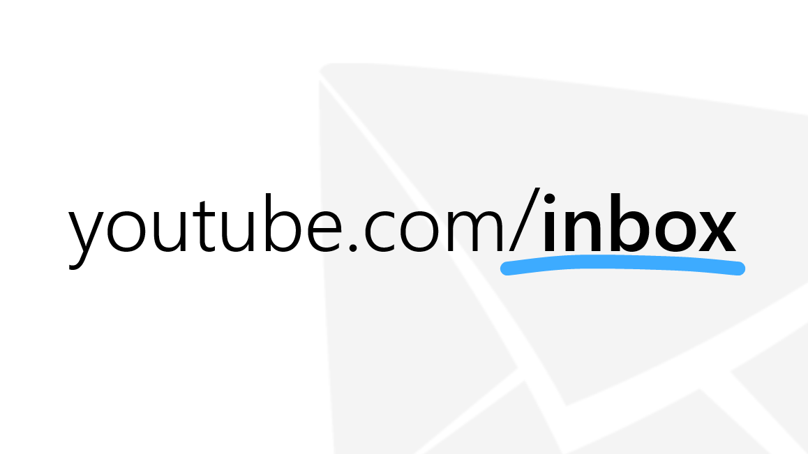 YouTube-Inbox