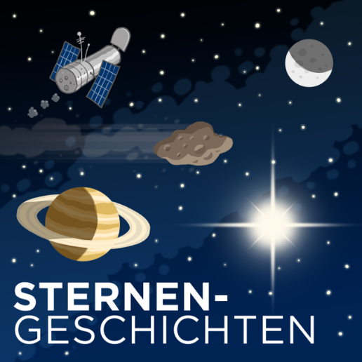 Sternengeschichten-Podcast