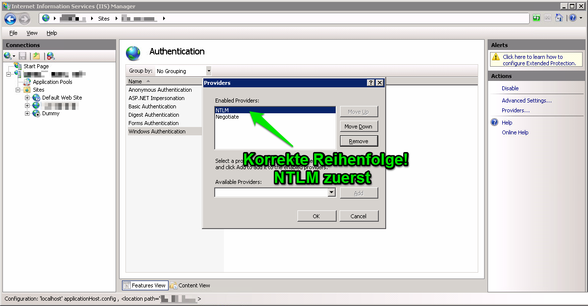 windows-authentication-successfully-working