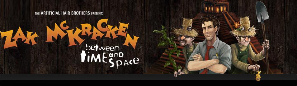 Zak McKracken – Between Time and Space